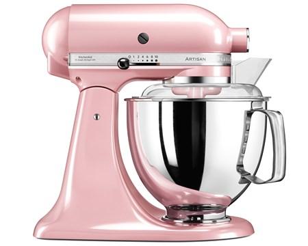 Artisan 175 Kjøkkenmaskin 4,8 liter Rosa