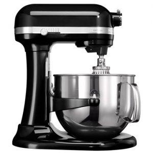 Artisan kjøkkenmaskin svart 6,9 L