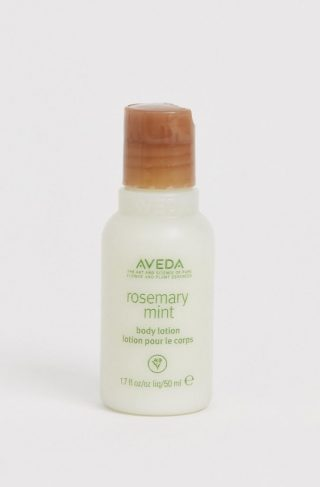 Aveda Rosemary Mint Body Lotion 50ml Travel Size-No Colour