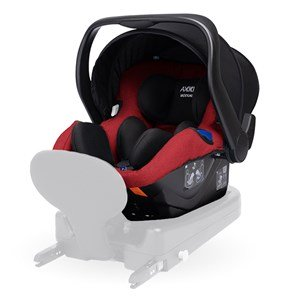 Axkid Modukid Spedbarnsbærer Rød Modukid Infant Red