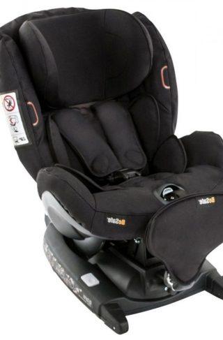 BeSafe iZi Combi X4 Bilstol, Black Cab
