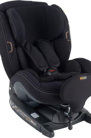 BeSafe iZi Kid X3 i-Size Bilstol, Premium Car Interior Black