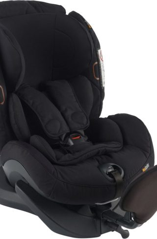 BeSafe iZi Plus X1 Bilstol, Fresh Black Cab