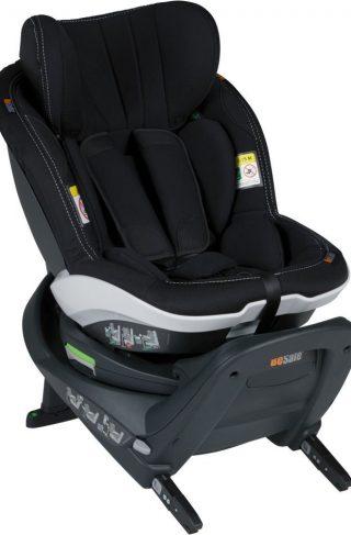 BeSafe iZi Turn i-Size Bilstol, Premium Car Black