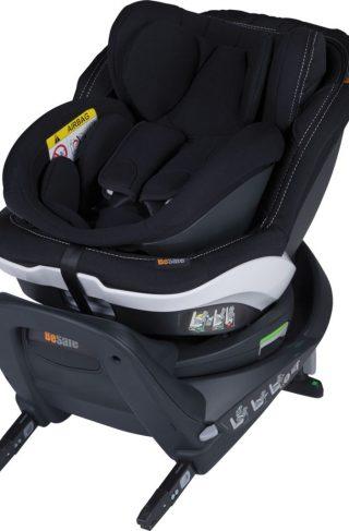 BeSafe iZi Twist B i-Size Bilstol, Premium Car Interior Black