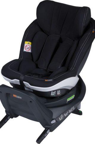 BeSafe iZi Twist i-Size Bilstol, Premium Car Interior Black
