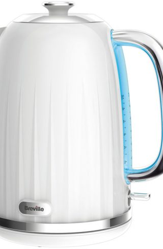 Breville Vannkoker 1,7 l Style Hvit