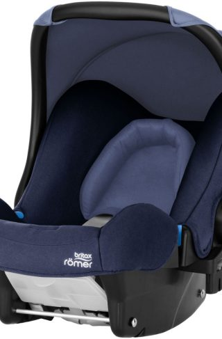 Britax Baby-Safe Babybilstol, Moonlight Blue