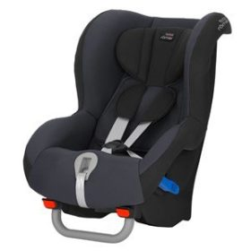 Britax Max-Way Bilsete Storm Grey One Size
