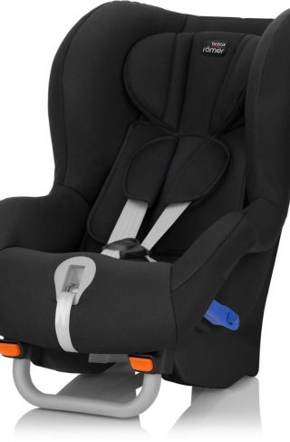Britax Römer MAX-WAY Black Series Bilstol, Cosmos Black