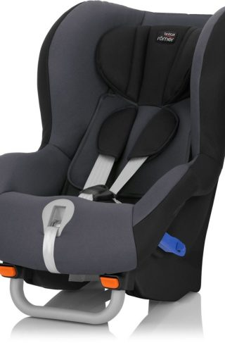 Britax Römer MAX-WAY Black Series Bilstol, Storm Grey