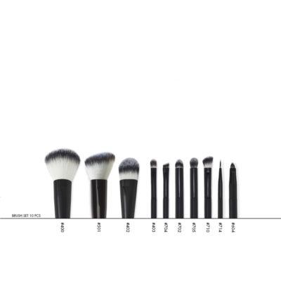 Brush Set 10 pcs