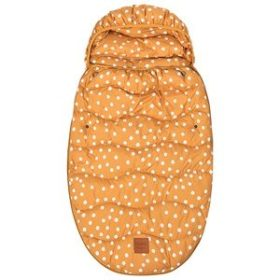 Buddy & Hope Spring Footmuff Gul med Dots One Size