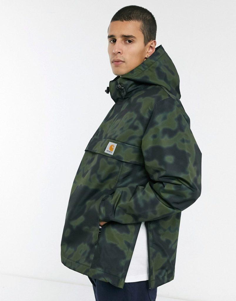 Best pris på Carhartt Nimbus Pullover Jacket (Dame) Jakker