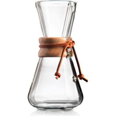 Chemex Classic Håndlagd Kaffetrakter 3 Kopper