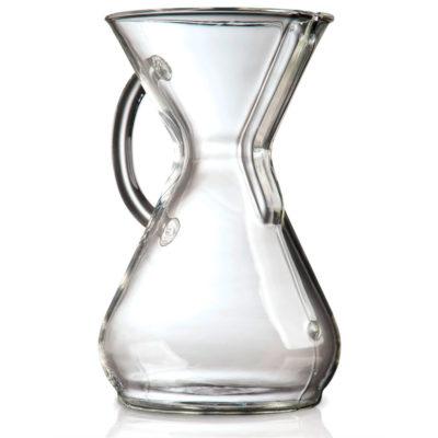Chemex Glasshåndtak Kaffetrakter 8 Kopper