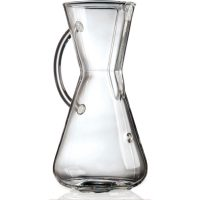 Chemex Kaffetrakter 3 Kopper Glass Handle