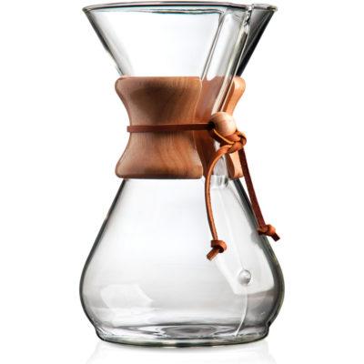 Chemex Klassisk Kaffetrakter 8 Kopper