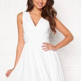 Chiara Forthi Valeria Short Dress White XS