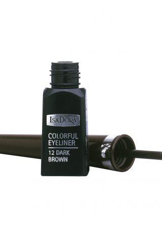 Colorful Eyeliner 12 Dark Brown