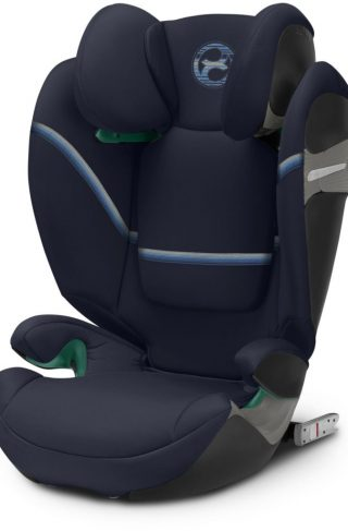 Cybex Solution S i-Fix Beltestol, Navy Blue