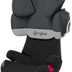 Cybex Solution X2-Fix Silver Line Beltestol, Grey Rabbit