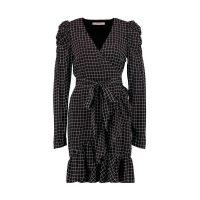 Denice Wrap Dress