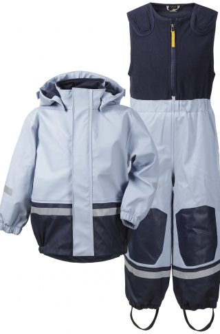 Didriksons Boardman Fôret Regnsett, Cloud Blue, 100