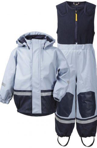 Didriksons Boardman Fôret Regnsett, Cloud Blue, 140