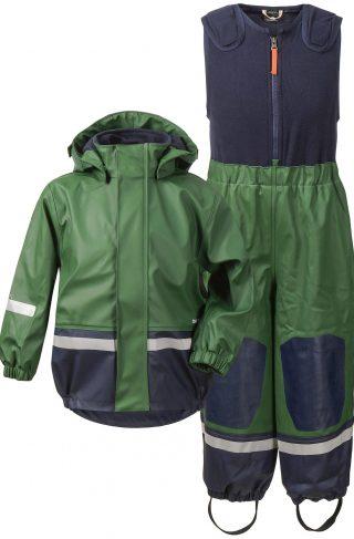 Didriksons Boardman Fôret Regnsett, Leaf Green, 100