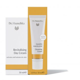 Dr. Hauschka - Revitalising Day Cream 30 ml + Cleansing Cream 30 ml - Giftset