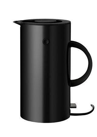 EM77 Vannkoker 1,5 liter Svart
