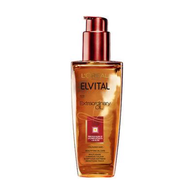 Elvital Extraordinary Oil For Colored Hair 100 ml