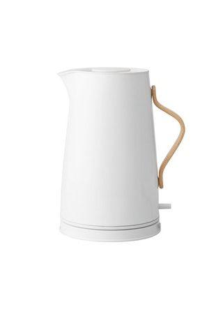 Emma vannkoker 1.2 liter - hvit kalk