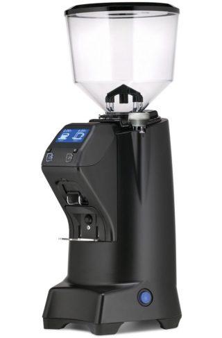 Eureka NADIR 65 elektronisk kaffekvern, sort
