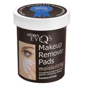 Eye-Q´s Remover Moisturizing pads Moisturizing 65 pcs