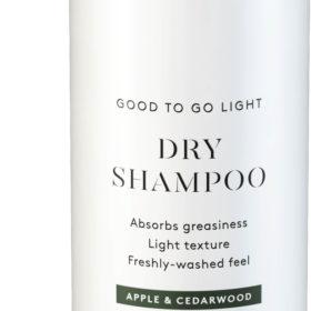 Good To Go Light Apple & Cedarwood Dry Shampoo 250 ml