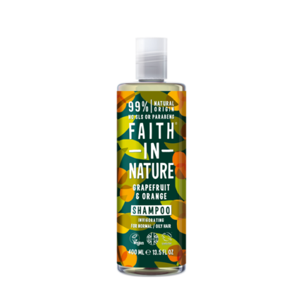 Grapefruit & Orange Shampoo, 400 ml