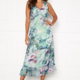 Happy Holly Hallie dress Patterned 42