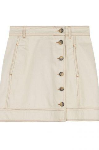 Heavy Twill Skirt