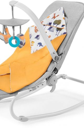Kinderkraft Felio Vippestol, Yellow