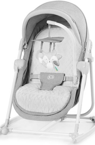 Kinderkraft Unimo Vippestol 5-i-1, Grey