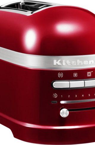 KitchenAid Artisan 2-skiver Brødrister Rød Metallic
