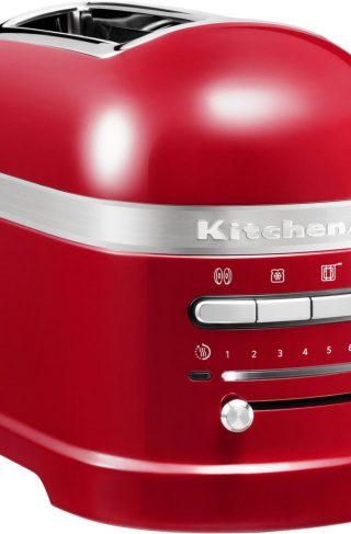 KitchenAid Artisan 2 skiver Brødrister Rød