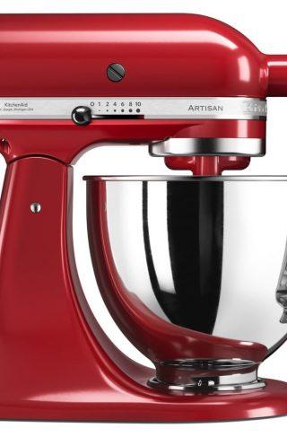 KitchenAid Artisan KSM125PSEER Rød