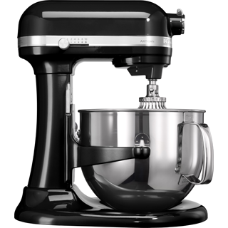 KitchenAid Artisan Kjøkkenmaskin 6,9l Sort