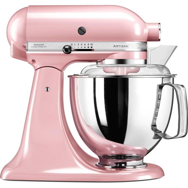 KitchenAid Artisan Kjøkkenmaskin KSM175PSESP Silky Pink