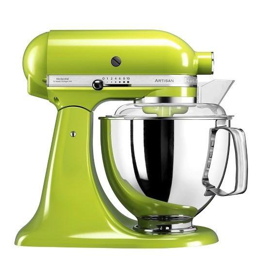 KitchenAid Artisan Kjøkkenmaskin green apple - 4,8 + 3 liter