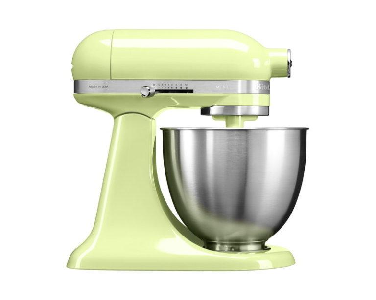 KitchenAid Artisan Mini Kjøkkenmaskin Honningmelon 3 Liter