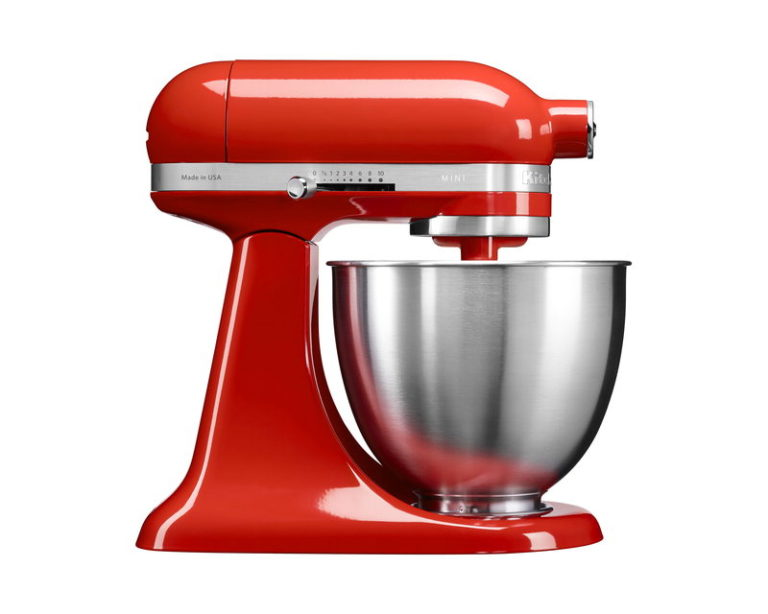 KitchenAid Artisan Mini Kjøkkenmaskin Hot Sauce 3 Liter